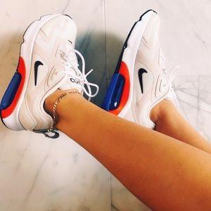 New Nike cream air max 200 sneakers